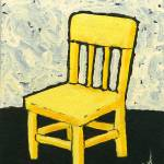 """Yellow Chair"" by JanetNelson"