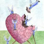 """The Rebuilding of a Heart"" by GayleMadeira"