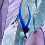 """Blue Bird of Paradise"" by SeaAngel"