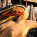 """""""Norfolk Mermaid, Waterside"""" by cvintinner"""