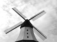 windmill in kappeln