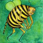 """""""You are the bee"""