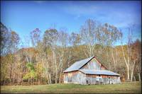 Tackett's 1920's Barn