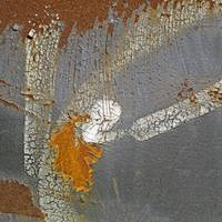 Rusty Abstract 24