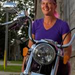 """Biker Beautiful"" by tillsonburg"