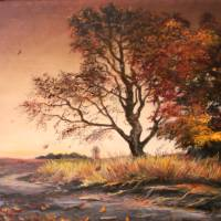 Autumn - French Simphony Art Prints & Posters by Sorin Gheorghe Apostolescu