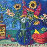 """FruitFlowers and Jose"" by BillOatesFineArt"