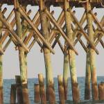 """Pier Post Detail"" by mforstater"