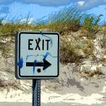 """""""Exit Sign"""" by jmay_71"""