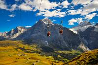 Grindelwald First Zip Rider