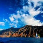 """""""Nā Pali Coast of Kauai"""" by PadgettGallery"""