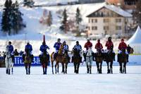 Polo Teams at St. Moritz