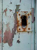 Lock on Mouse Door
