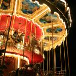 """Evening Carousel"" by MelissaCardenas"