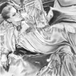 """""""Silk"""" by FergusonArt"""