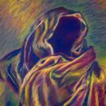 """scarf Drapes"" by huda-art"