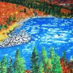 """Foam Lake"" by andrewakufo"