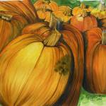 """Pumpkin Patch"" by MaryDonaldsonPowell"