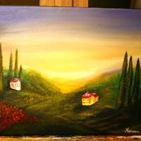 Tuscan Sun Art Prints & Posters by Marianna Chiodo - Davis