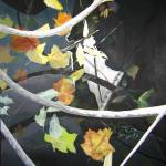 """October Reflection"" by saraalexandermunoz"