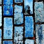 """Blue Cobblestones"" by esinphotography"
