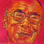 """Dalai Lama"" by LisaAndrews"