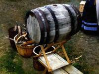 The Old Beer Barrel
