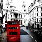 """London Bus"" by esinphotography"