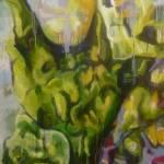 """Hulk Fiction"" by Jaclynmeyerstudio"