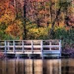 """Autumn Lake  HDR"" by tom-macpherson"
