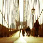 """Brooklyn Bridge 2010"" by laurazphotography"