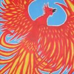 """Risen Phoenix"" by thirdeyeopened"
