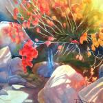 """""""Flower Garden"""" by JanandMichaelDavid"""