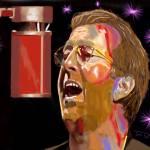 """Eric Clapton"" by JanandMichaelDavid"