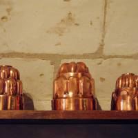 Copper Molds at Chateau Chenonceau, France Art Prints & Posters by Randi Kuhne