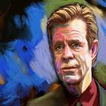 """William Macy"" by JanandMichaelDavid"