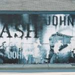 """Johnny Cash mural"" by kimjenkins"
