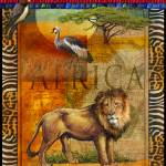 """Africa poster 1"" by rchristophervest"