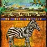 """""""zebra themes africa"""" by rchristophervest"""