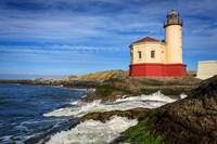 Coquille River Lighthouse At Bandon