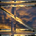 """""""Bubble Cloud Window Abstract"""" by Attentiongetters"""