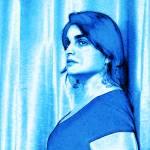 """Blue metallic"" by MariaK"