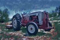 The Old Tractor (dp)