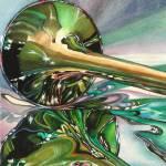 """""""Jazz Shine"""" by CarlaKurtArt"""
