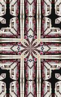 Kaleidoscopic variation on Vintage Gas Pump CV1k3