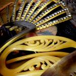 """Vintage Combs and Barrettes"" by lainiewrightson"