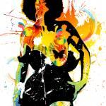 """""""Simplistic Splatter"""" by ChrisAndruskiewicz"""