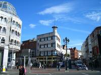 Top of Grafton street