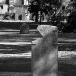 """Broken Headstone"" by yourpictureshop"