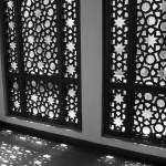 """Al Ain Palace Museum Windows"" by DonnaCorless"